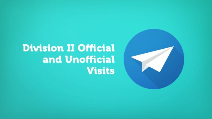 Division II Official and Unofficial Visits