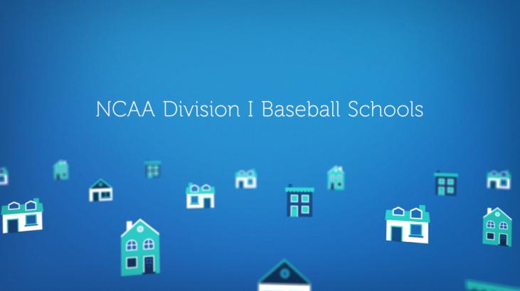 NCAA Division I Baseball Schools