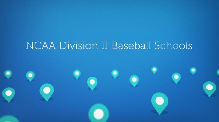 NCAA Division II Baseball Schools
