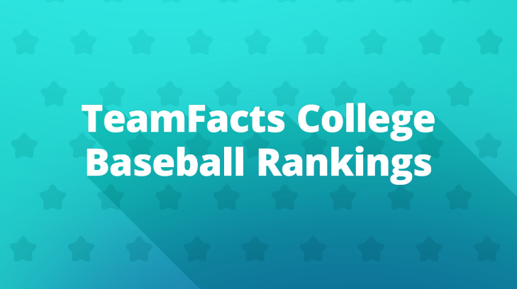 Baseball College Ranking