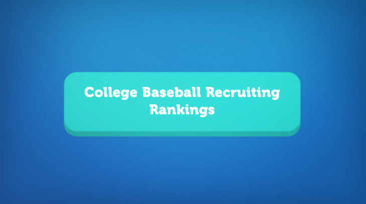 College Baseball Recruiting Rankings