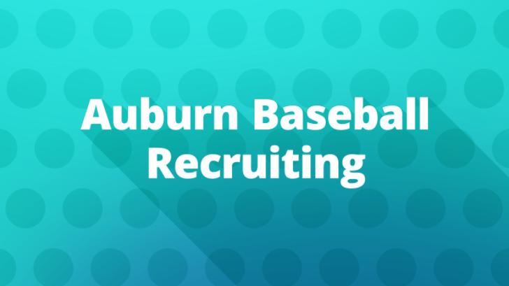 Auburn Baseball Recruiting