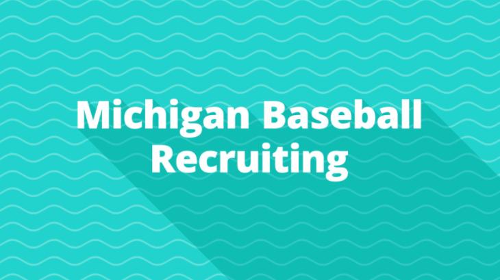 Michigan Baseball Recruiting